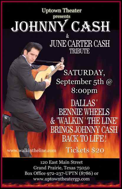 Johnny Cash Tribute Onamia MN