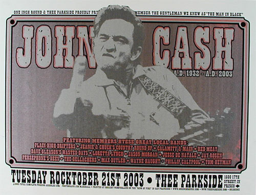 Johnny Cash Tribute Tickets Tacoma