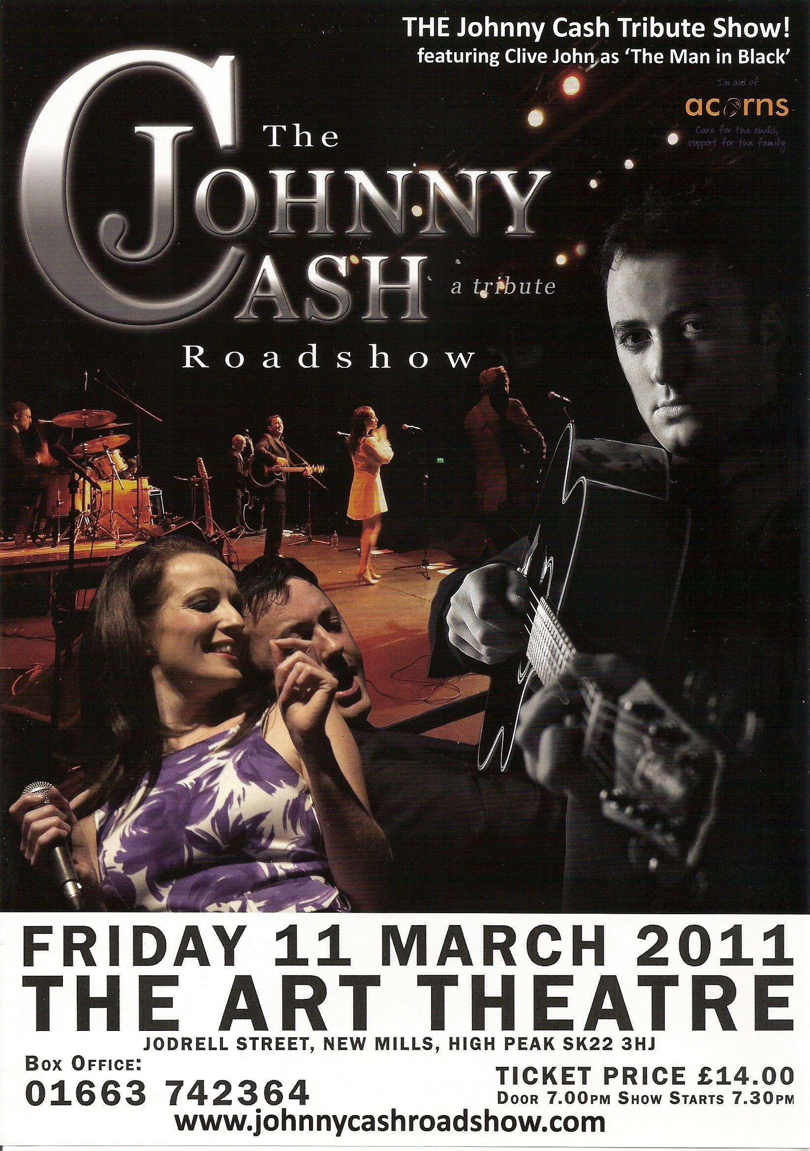 Johnny Cash Tribute 2011