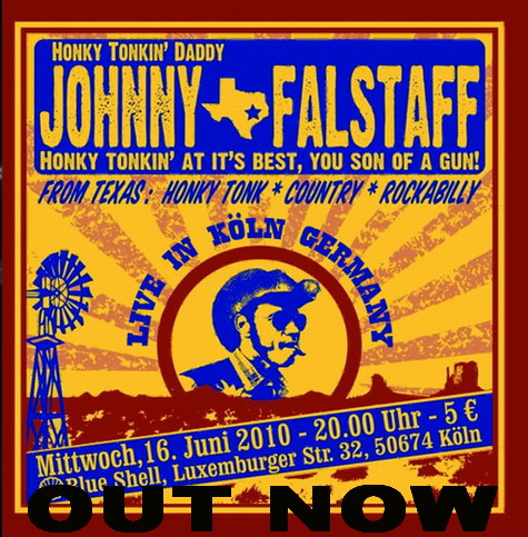 Johnny Falstaff Cypress Saloon