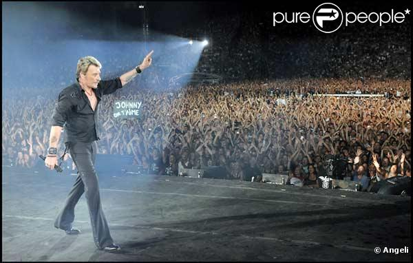 Johnny Hallyday Galaxie Metz Tickets