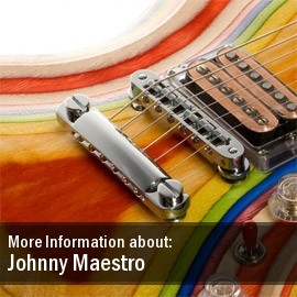 Johnny Maestro Morristown