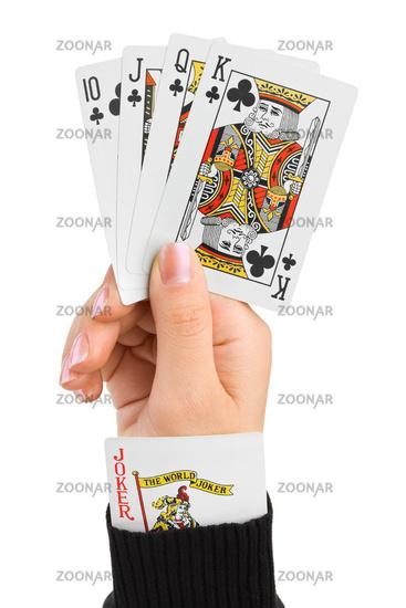 Jokers Hand 2011