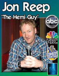 2011 Dates Jon Reep Tour