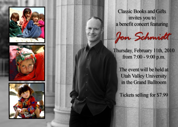 Show Tickets Jon Schmidt