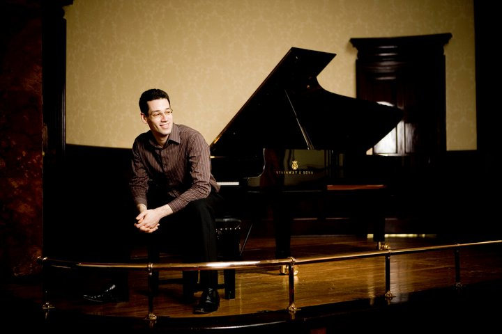 Jonathan Biss Tickets Sursa Performance Hall