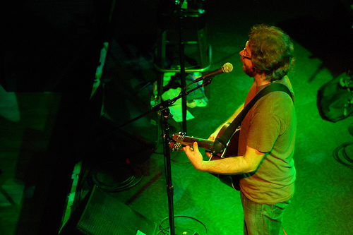Jonathan Coulton The Ark