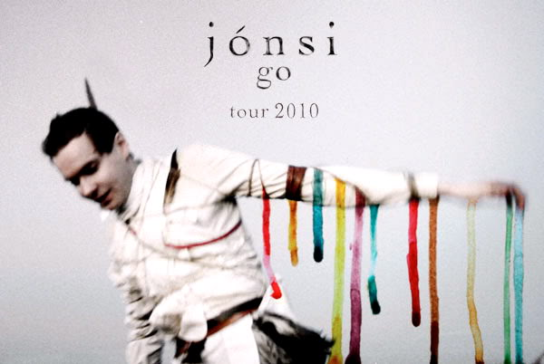 2011 Jonsi Show