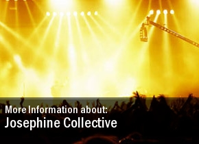 Josephine Collective Beaumont Club Tickets