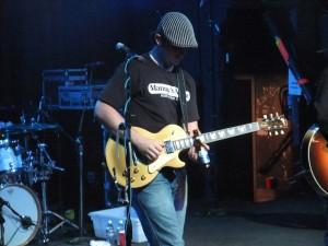 2011 Josh Abbott Band Show