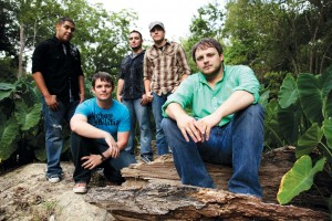 2011 Show Josh Abbott Band