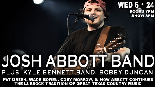 Josh Abbott Band Show Tickets