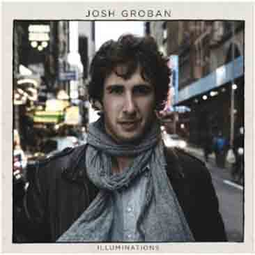 2011 Josh Groban Dates