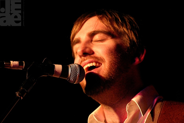 2011 Josh Pyke Show