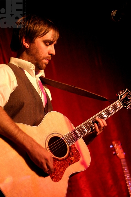 Josh Pyke 2011 Tour Dates