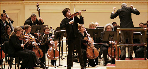 Show Joshua Bell 2011