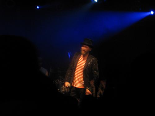Jovanotti Paradise Rock Club