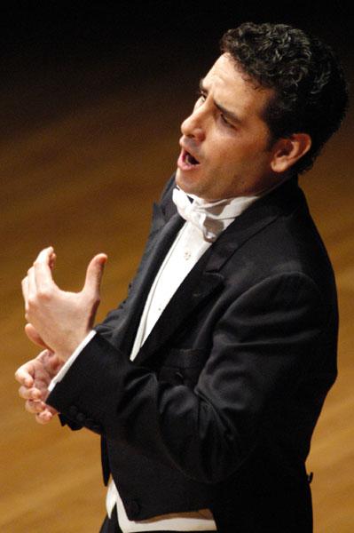 Juan Diego Florez Milano