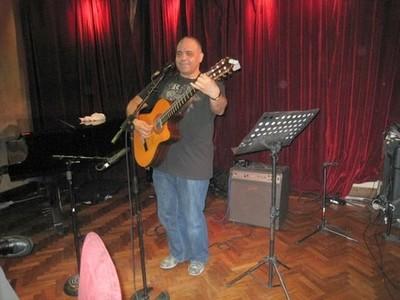 Concert Juan Carlos Formell