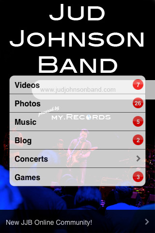 Tickets Jud Johnson Band
