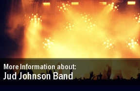Tour Jud Johnson Band Dates 2011