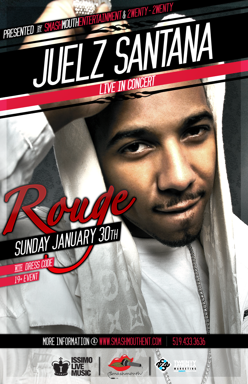 Juelz Santana New Haven CT