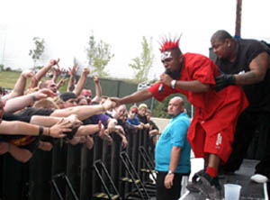 Dates Tour 2011 Juggalo Battle