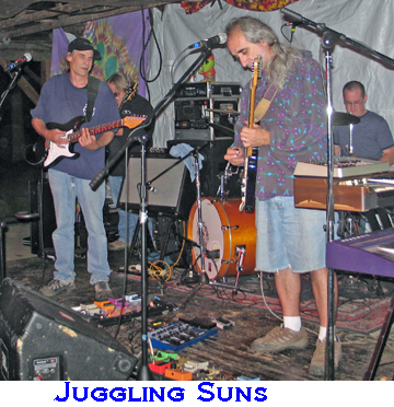 2011 Dates Tour Juggling Suns