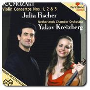 Dates 2011 Julia Fischer