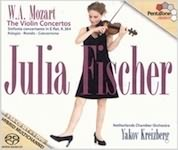 Julia Fischer Tickets Spivey Hall