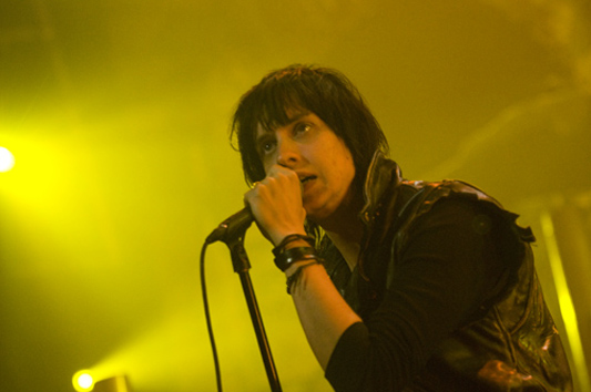 Dates Julian Casablancas 2011