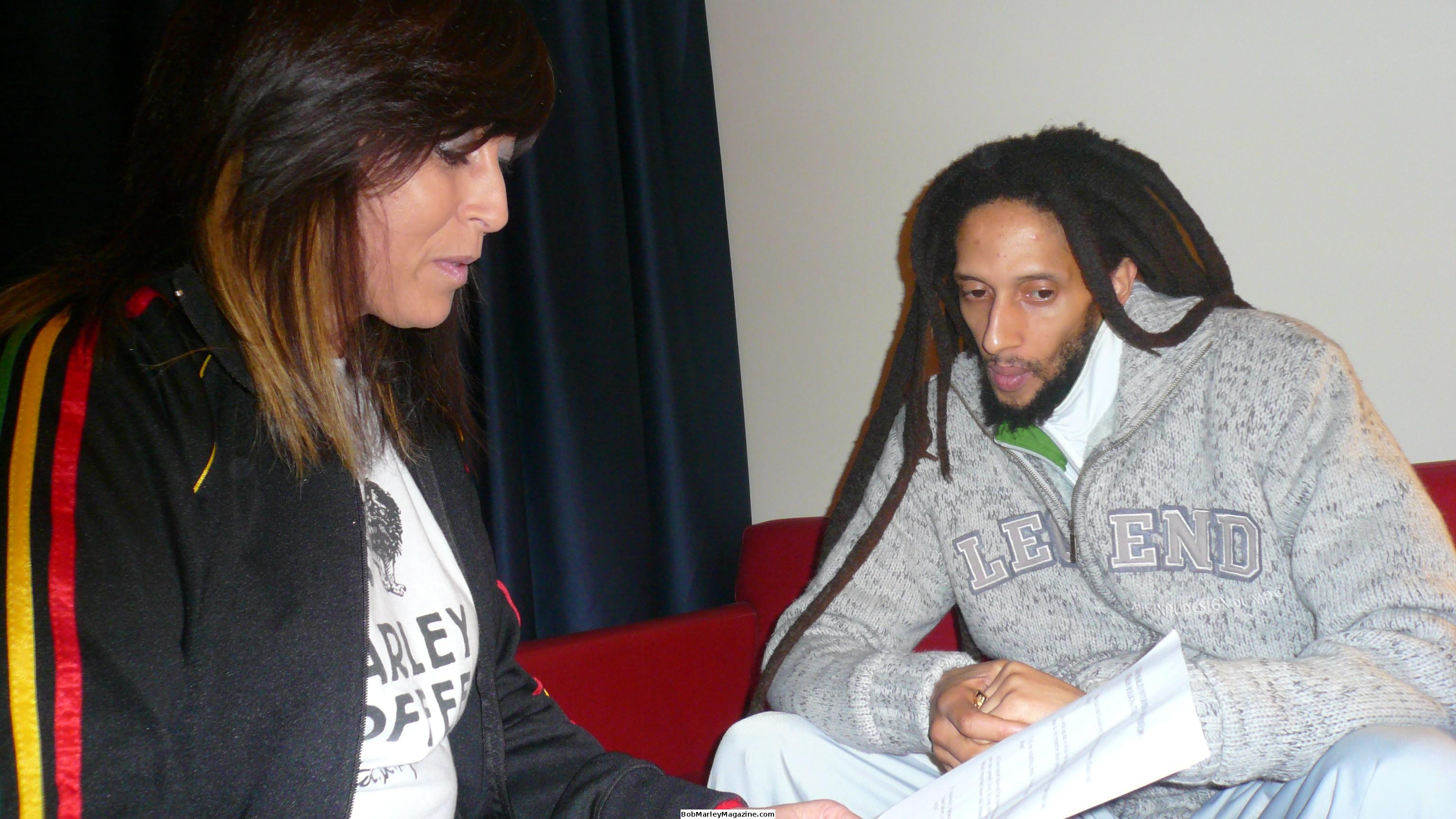 2011 Julian Marley