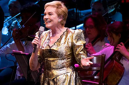Julie Andrews Tickets Hollywood Bowl