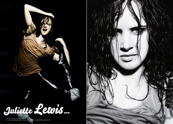 Dates 2011 Juliette Lewis