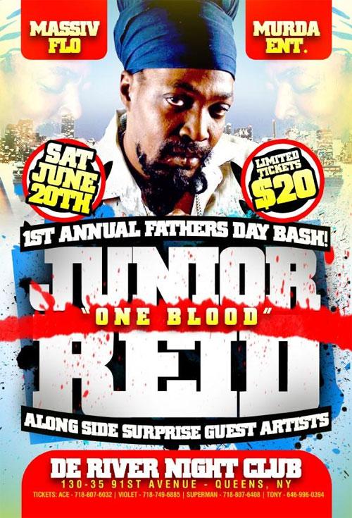 Junior Reid San Diego CA