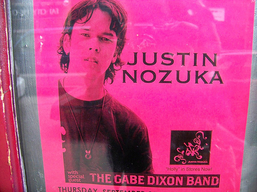 Justin Nozuka Tickets Chicago
