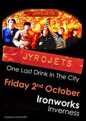 Jyrojets 2011 Dates Tour