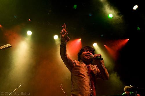2011 Kailash Kher Dates
