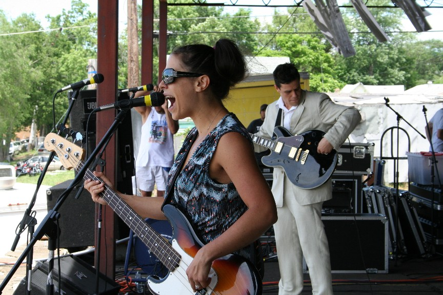Kansas City Blues Festival 2011