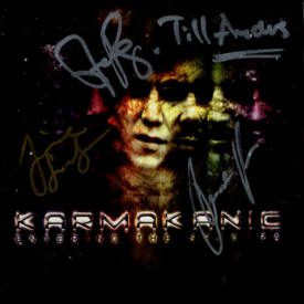 Karmakanic Tour 2011 Dates
