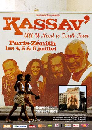 Kassav New York
