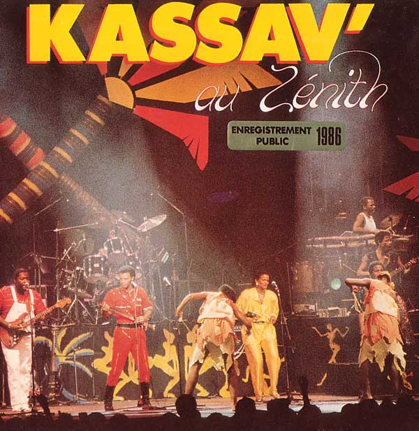 Kassav Tickets