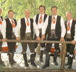 2011 Show Kastelruther Spatzen