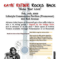 Katie Reider Band Tickets