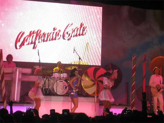 Katy Perry Toyota Center Tx