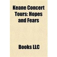 Keane Dates 2011