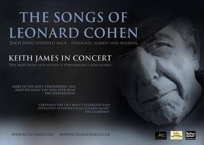 Keith James Dates 2011 Tour