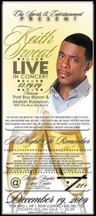 Tickets Keith Sweat