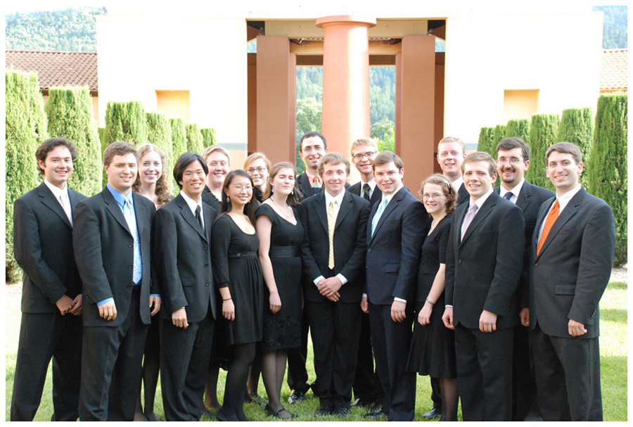 Kellogg Chamber Singers 2011