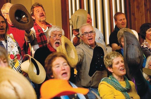Kellogg Chamber Singers Concert